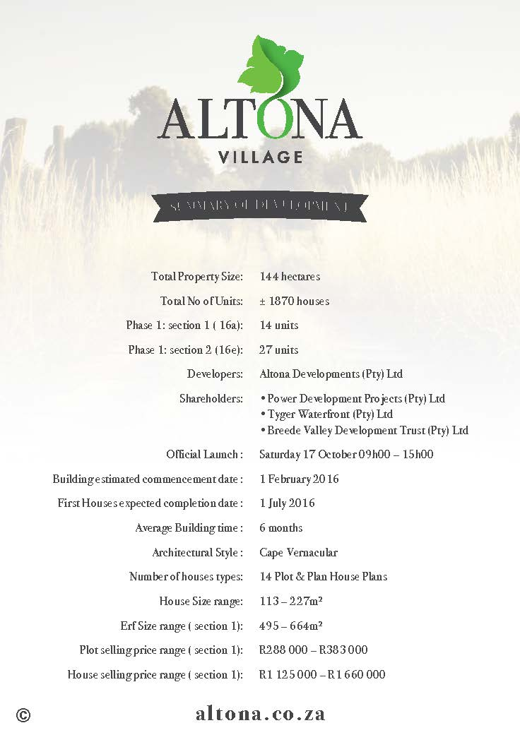 Altona-Summary-of-Development